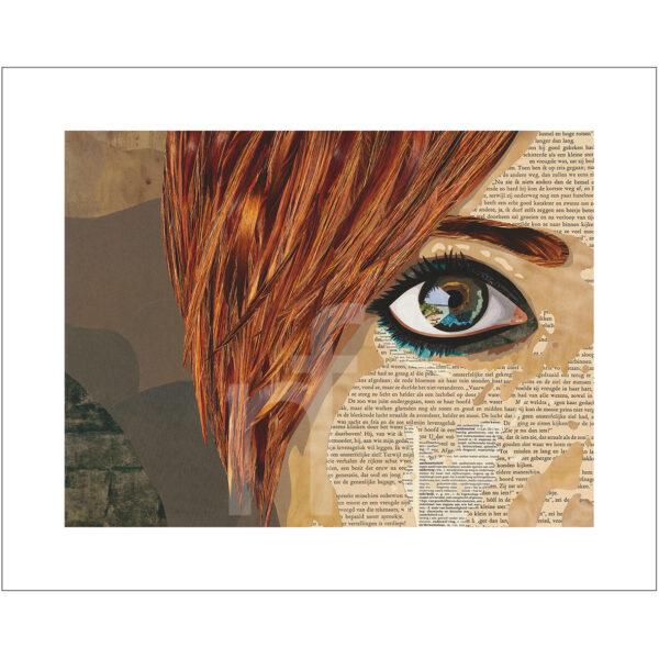 fine art print oog