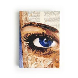 blanco notitieboekje